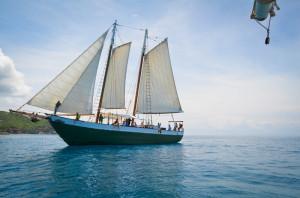 Scaramouche, St. Vincent & the Grenadines,  West Indies Regatta vessels