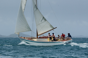New Moon - Carriacou Sloop, Carriacou,  West Indies Regatta vessels
